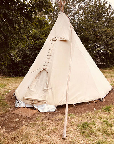 Our Nomads Tipi