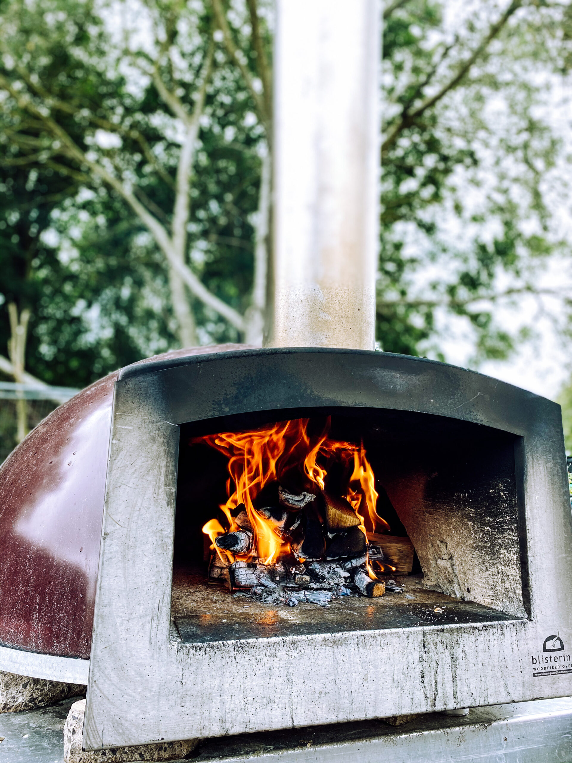 Pizza Oven at Field 725