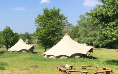 WIN A TWO NIGHT STAY FOR THE FAMILY GLAMPING AT FIELD 725